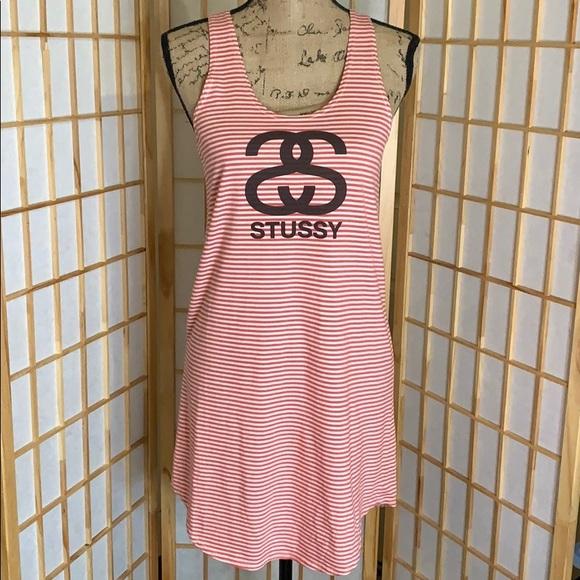 🏆HP🏆 Stussy Racerback Tank Dress